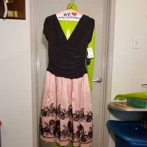 NWT formal dress sz 12🐾🐶HELPS RESCUE DOGS